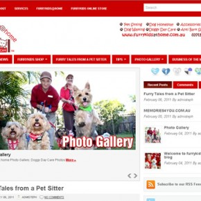 furrykids@Home Blog is launched