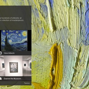 Web Review: Art Project powered by Google