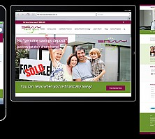 Web Design Portfolio | Savvy Home Loans in Springwood