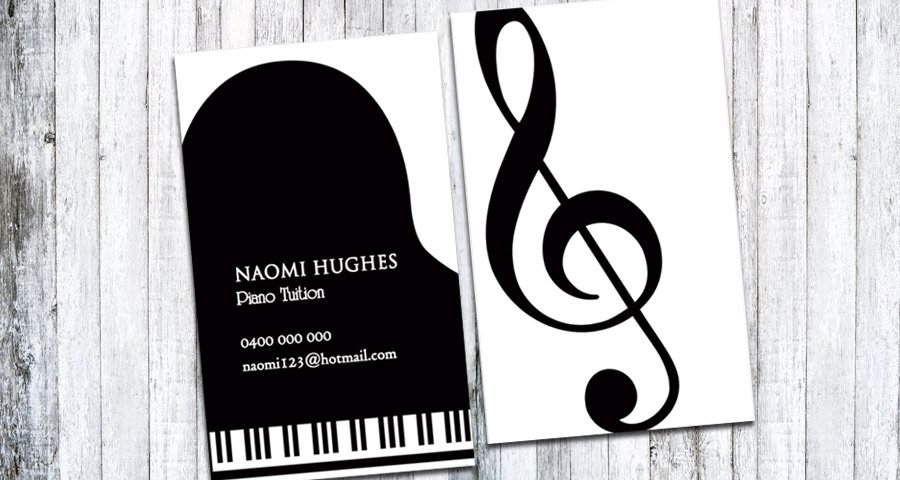 Beenleigh Business Card Design, Sumico Net