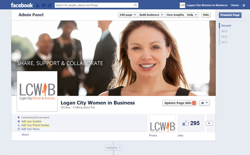facebook LCWIB