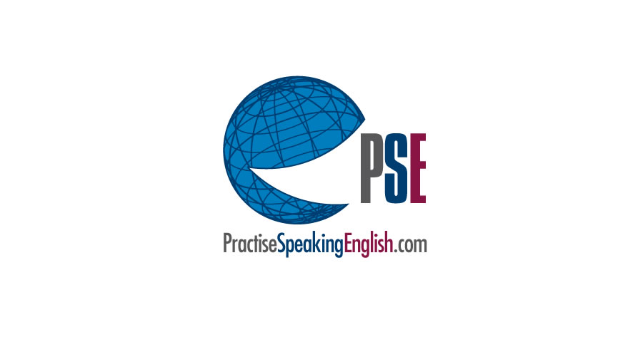 Practise Speaking English Logo